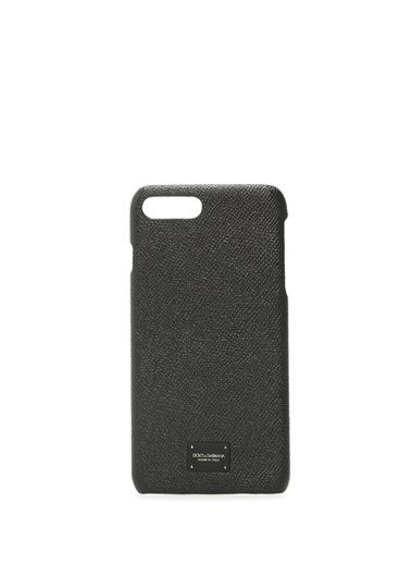 Dolce&Gabbana Cep Telefonu Kılıfı Siyah